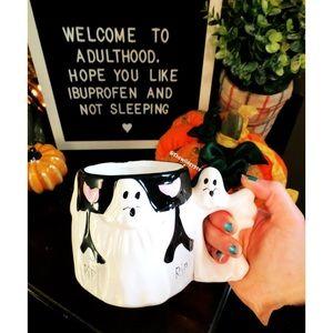 Handmade Halloween mug 👻